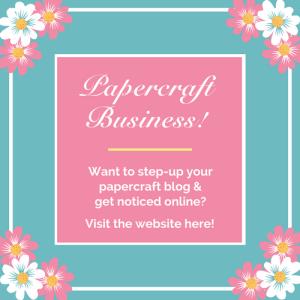 Papercraft Business Website