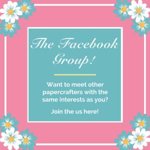 Facebook Group - Papercraft Business