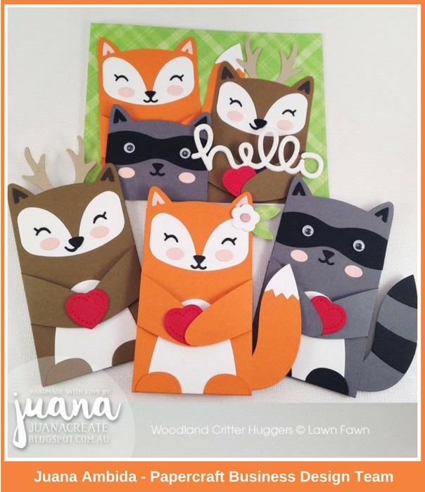 Papercraft Business Challenge #2 - Juana Ambida