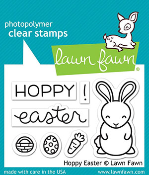 Lawn Fawn Hoppy Easter - Papercraft Business