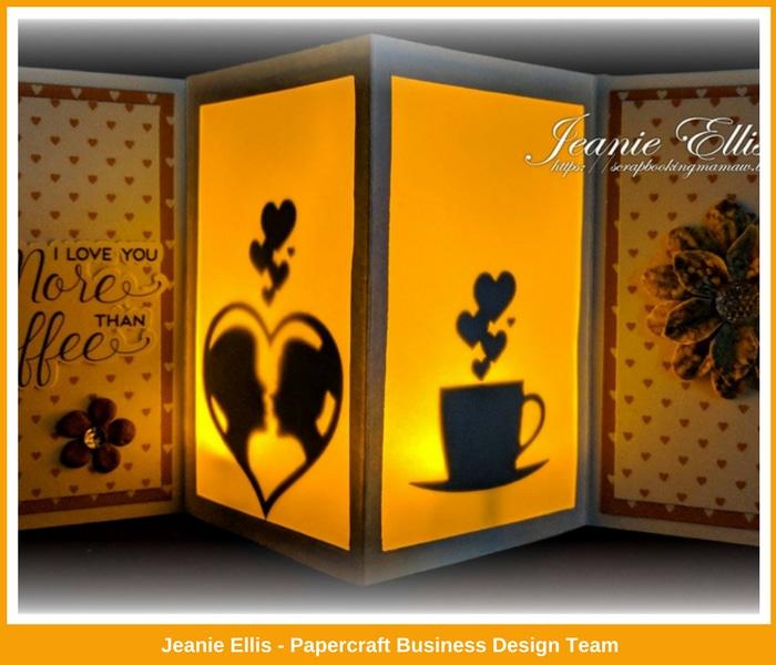 Papercraft Business Challenge #3 - Jeanie Ellis