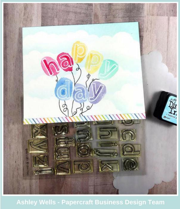 Papercraft Business Challenge #4 - Ashley Wells