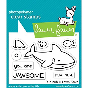 Lawn Fawn Duh Nuh - Papercraft Business