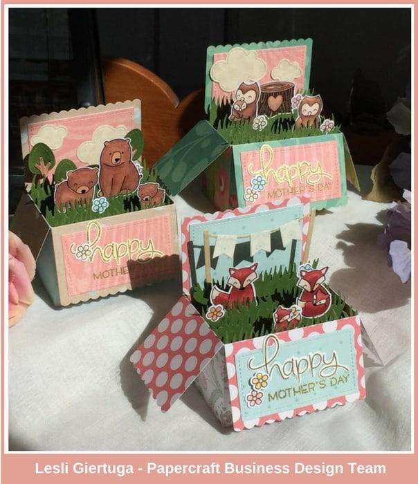 Papercraft Business Challenge #6 - Lesli