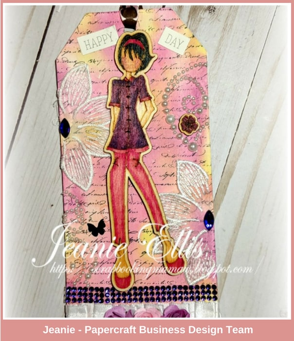 Jeanie - Papercraft Business