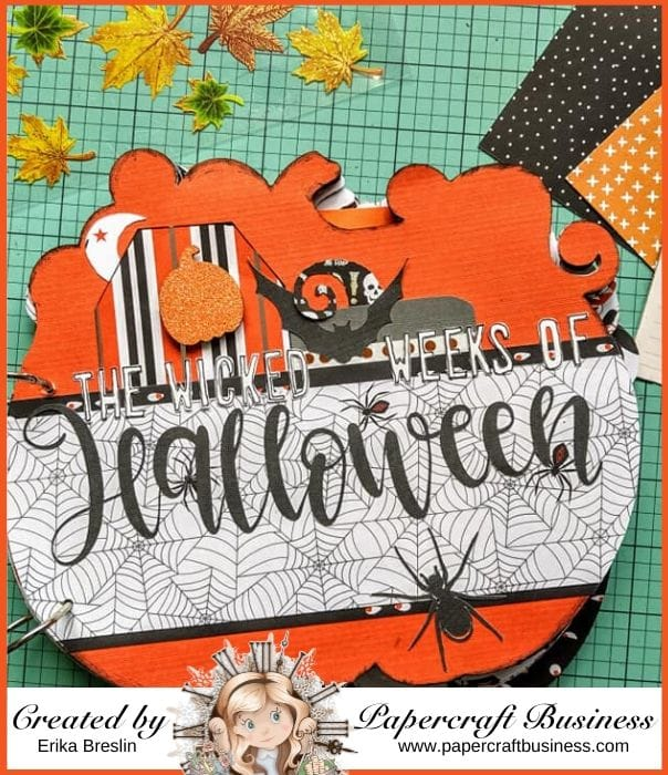 Papercraft Business Challenge #24 - Erika Breezy 2
