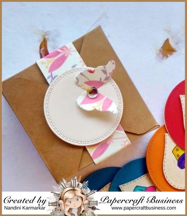 Papercraft Business Challenge #24 - Nandini Karmarkar
